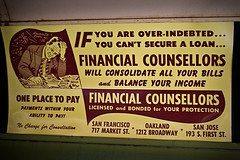 Debt Consolidation, Circa 1948